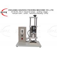 450A Semi Automatic Capping Machine , Electric Bottle Capping Machine Manufactures