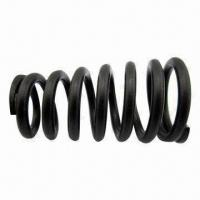 Conical Spiral Compression Spring, Made of Various Materials Manufactures