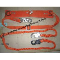 Fall protection harness&safety belt,Web sling belt/Electrician safety belt Manufactures