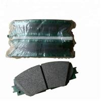 Standard Size Automotive Brake Pads 04465-12610 Low Noise For Front Axle Manufactures
