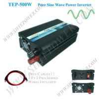 500W DC to AC  Pure Sine Wave Power Inverter  Solar Power Inverter Manufactures