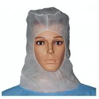 Medical Consumable Disposable Head Cap Non Woven Hood Style Samples Free Manufactures