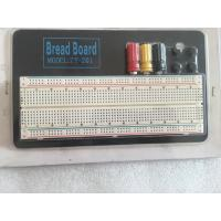 Round Hole Soldered Breadboard Projects With Aluminum Plate 18.5 * 11 * 0.12cm Manufactures