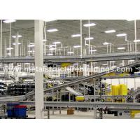 Quality Welded Prefabricated Steel Structure Warehouse Fire Treatment Process for sale