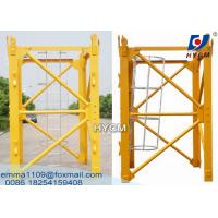 China Tower Crane Spare Parts L68 Mast Section of Potain Tower Crane on sale