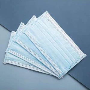 Tri Player Disposable Sheet Earloop Mask Manufactures