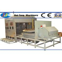 Tyre Mould Automatic Sandblasting Machine 220V 13W Lighting Inside Chamber Manufactures