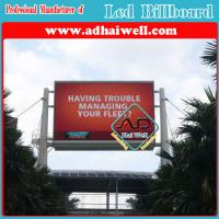 China Outdoor P4 P5 P6 Smd led Display Modules Video Advertising Billboard wholesale