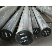AISI H13 Hot Work Tool Steel Annealing Forged Steel Round Bars Manufactures