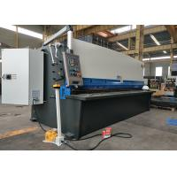 CNC Sheet Cutting Machine With Germany Bosch - Rrxroth Hydraulic System MS7-32X3200 Manufactures