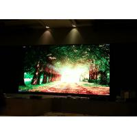 Quality P4 Indoor Commercial Advertising LED Screen, 4mm Pixel Pitch Rental LED Display for sale