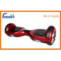 Intelligent 4400mah Dual Wheels Self Balancing Electric Scooter For Teenager / Children Manufactures