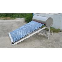 100L Aluminum support stainless steel low pressure solar water heater