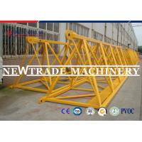 China Manufacture Construction Machinery Tower Crane Counterweight Qtz50 Tc4810-Max. Load 4t / Boom 48m Manufactures
