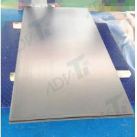 Unalloyed Titanium Cold Rolling Coil Sheet Metal Wate Jet Cutting Manufactures