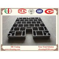 Huch Cr19Ni39Nb alloy steel tray Castings for Heat-treatment Furnaces EB22067 Manufactures