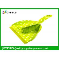 Fashionable Outdoor Dustpan And Brush , Broom Dustpan Combo Easy Operation Manufactures