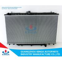 Car Accessories Nissan Radiator SAFARI'97-99 WGY61 , car cooling radiator Manufactures