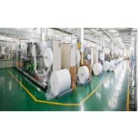 GM-082 Wet Wipes Production Line Touch Screen Operation L8.15m * W1.55m * H2.00m Size Manufactures