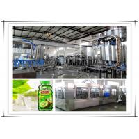 250ml Juice Plastic Bottle Processing Hot Filling Line Food Grade Stainless Steel 304 Manufactures