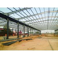 2018 new China  arrival prefab building light steel structure Manufactures