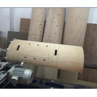 Rotary Die Making CNC Wood Kerf Cutting Machine