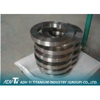 Commercial Pure And Alloy Titanium Forging Ring With Forged Processing Manufactures