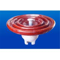 China 132kV High Voltage Cap And Pin Type Suspension Type Insulators on sale