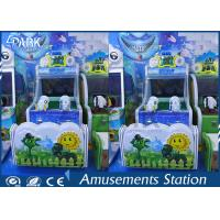 Kids coin operated water gun shooting simulator game machine for sale Manufactures