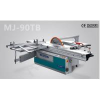 China woodcutting sliding panel saw MJ-90TB on sale