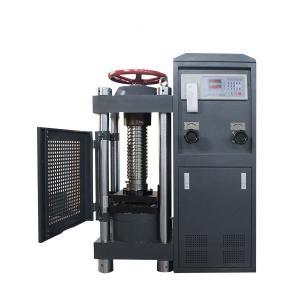 Digital Concrete Compressive Strength Testing Equipment 1000kN 240mm X 240mm Manufactures