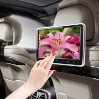 China 10 Inch Seatback Car LCD Screen HD With Dvd Player UV Painting IR FM Transmitter on sale