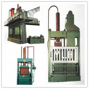 China Hydraulic baler on sale