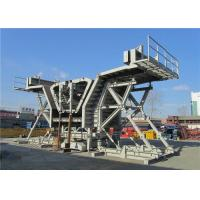 China Stable Structure Steel Mould Formwork , Reinforced Concrete Formwork Waterproof on sale