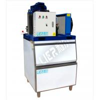 SUS304 Flat Thin Small Flake Ice Machine With CE Certificate 1.4KW Manufactures