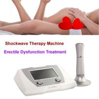 Personal Home shockwave therapy equipment for Ed Erectile Dysfunction Manufactures