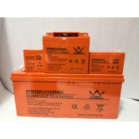Large Capacity Sealed Lead Acid Battery ABS Container 10Ah / 20 Hour Rate Manufactures