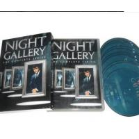 English Language Movie DVD Box Sets Night Gallery Special Feagture Digital Copy Dobly Manufactures