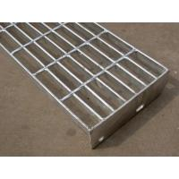 T4 T5 Galvanized Steel Stair Treads With Checkered Plate For Industry Floor Manufactures