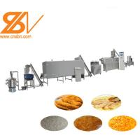 Powerful Bread Crumbs Machine Breadcrumbs Processing Line Easy Operation Manufactures
