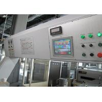Power Saving Hot Air Stenter Machine HMI PLC Controlled Max Roller Width 3800mm for sale