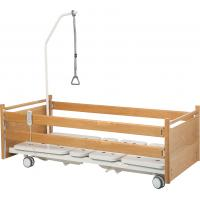 Medical Device Bariatric Hospital Bed For Home Powder - Coating Frame Easy To Use