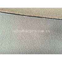 60 wide maximum neoprene fabric roll sheet with colored terry towel lamination Manufactures