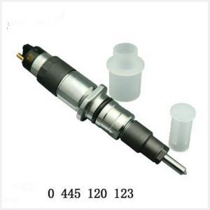 High Efficient Common Rail Cummins Injectors Diesel Pump Parts 0 445 120 123 Manufactures