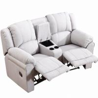 China Luxury Gray Electric Lift Recliners on sale