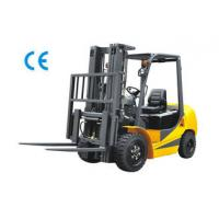 Pneumatic Tyres Gasoline LPG Forklift 3 Ton 2350mm Turning Radius Comfortable Operation Manufactures