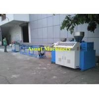 Two Color plastic pipe extrusion process Drinking pipe bending machine Manufactures
