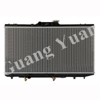 China Aluminium 1996 1999 2001 Toyota Corolla Radiator 16400 15500 16400 15700 DPI 1408 1436 on sale