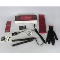 HSI Flat Iron Hair Straightener---color: black Manufactures