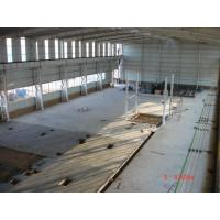 China Heavy duty workshop steel structure in South Africa on sale